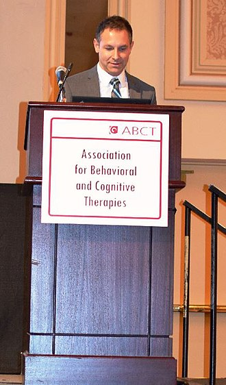 Jonathan Abramowitz - Abramowitz delivers the Presidential Address at the 2015 ABCT Convention