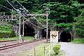 Abt road kumanodaira station yokogawa direction.JPG