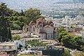 Acropolis View of St. Marei Greek Orthodox Church (St. Marina in Thissio) (28410531336).jpg