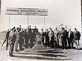 Acto de Inauguración, Parque Industrial San Francisco, Córdoba, Argentina (1971).jpg