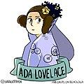 Ada Lovelace en Grandes Mujeres de Chicas en Tecnología 01.jpg