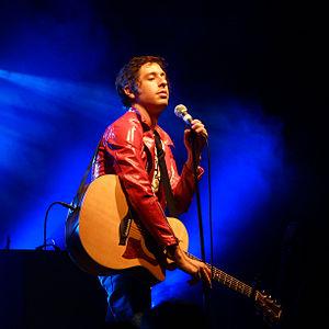 Adam Green (musician) - Green onstage in 2006