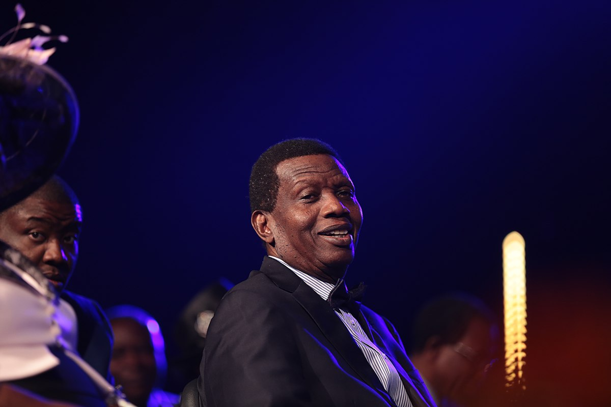 Image result for pastor e a adeboye