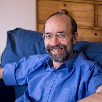 A. W. Moore (philosopher) - A. W. Moore in 2007 (by Guy Burt)
