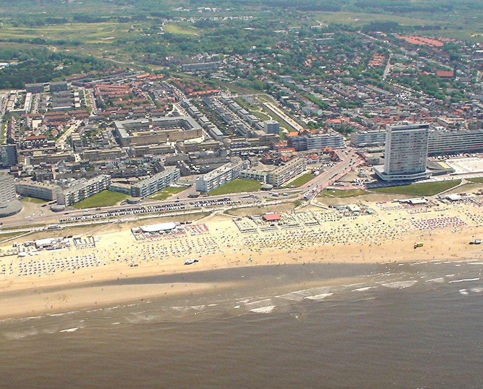Aerial zandvoort2