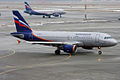 Aeroflot, VP-BDN, Airbus A319-111 (15833798364).jpg