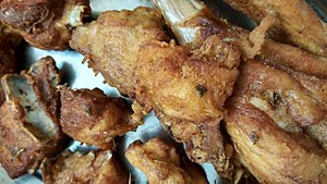 Chicken as food - Chicken fry