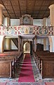 Afritz Pfarrkirche hl Nikolaus Inneres Orgelempore 31072015 6358.jpg