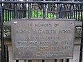 Agnes Elizabeth Jones plaque - geograph.org.uk - 967860.jpg