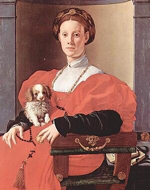 1532 in art - Image: Agnolo Bronzino 058