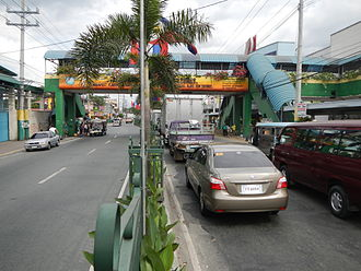 Aguinaldo Highway - Aguinaldo Highway in Dasmariñas