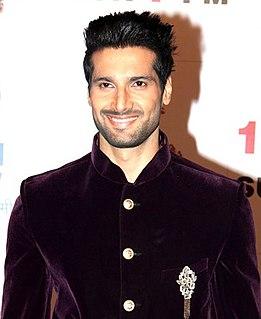 Aham Sharma Indian actor