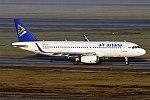 Air Astana, P4-KBG, Airbus A320-232 (37746810455).jpg