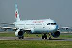 Air Canada Airbus A321-200 C-GJWI (7861052730) (2).jpg