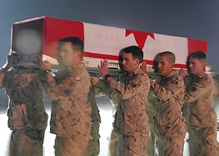 Canadian Forces casualties in Afghanistan