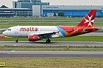 Air Malta, 9H-AEL, Airbus A319-111 (28371227942).jpg