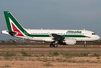 EI-IMP - A319 - Alitalia