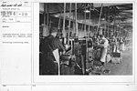 Airplanes - Engines - Aircraft Testing Field, Packard Motor Co., Detroit, Michigan. Machining connecting rods - NARA - 17338511.jpg