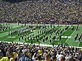 Akron vs. Michigan football 2013 05 (Michigan band).jpg