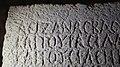 Aksum, iscrizione di re ezana, in greco, sabeo e ge'ez, 330-350 dc ca. 07 eizana.jpg