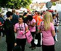 Aktivister Donnersgatan Almedalsveckan 2014 Visby.jpg