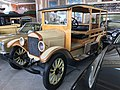 Al Serkal private car collection - including early Ford vehicle, Dubai - UAE.jpg