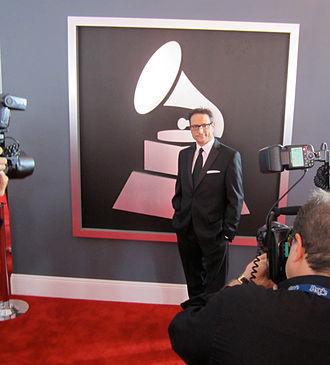 Al Conti - Al conti arrives at the 2012 54th Grammy Awards