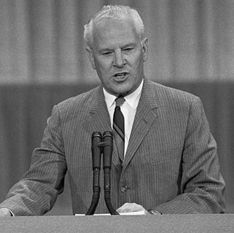 Albert Gore Sr. - Gore speaking at the 1968 Democratic National Convention