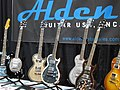 Alden Guitar USA, INC, 2010 Summer NAMM.jpg