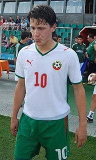 Aleksandar Tonev Bulgarian footballer
