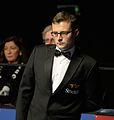 Alex Crisan at Snooker German Masters (DerHexer) 2015-02-05 02.jpg