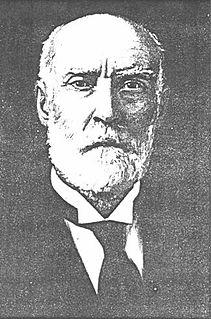 Alexander McBride Canadian politician