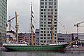 Alexander von Humboldt II at Tall ship races 2016 in Antwerp.jpg