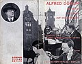 Alfred Döblin - Im Buch - Zu Haus - Auf der Straße. Vorgestellt von Alfred Döblin und Oskar Loerke. Berlin, S. Fischer 1928.jpg