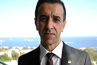 Ali Haddad Algerian businessman