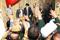 Ali Khamenei in Rahian-e Noor03.jpg