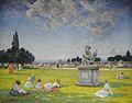 Alice Maud Fanner - Summer at Hampton Court.jpg
