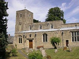 Ravenstone, Buckinghamshire Human settlement in England