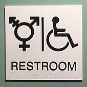 Unisex public toilet - Wikipedia