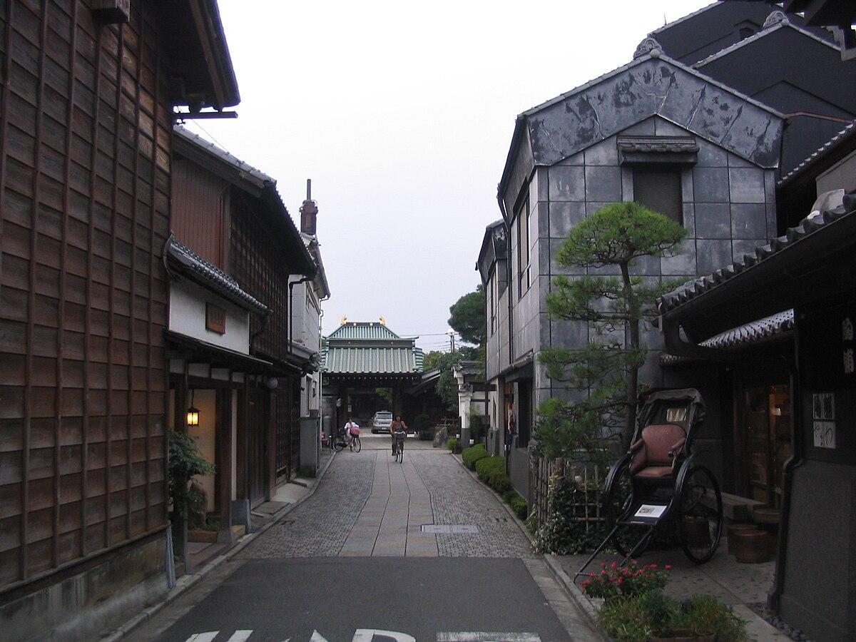Kawagoe Saitama Wikipedia