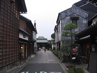 Kawagoe, Saitama Core city in Kantō, Japan