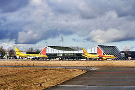 Image illustrative de l'article Aéroport de Memmingen