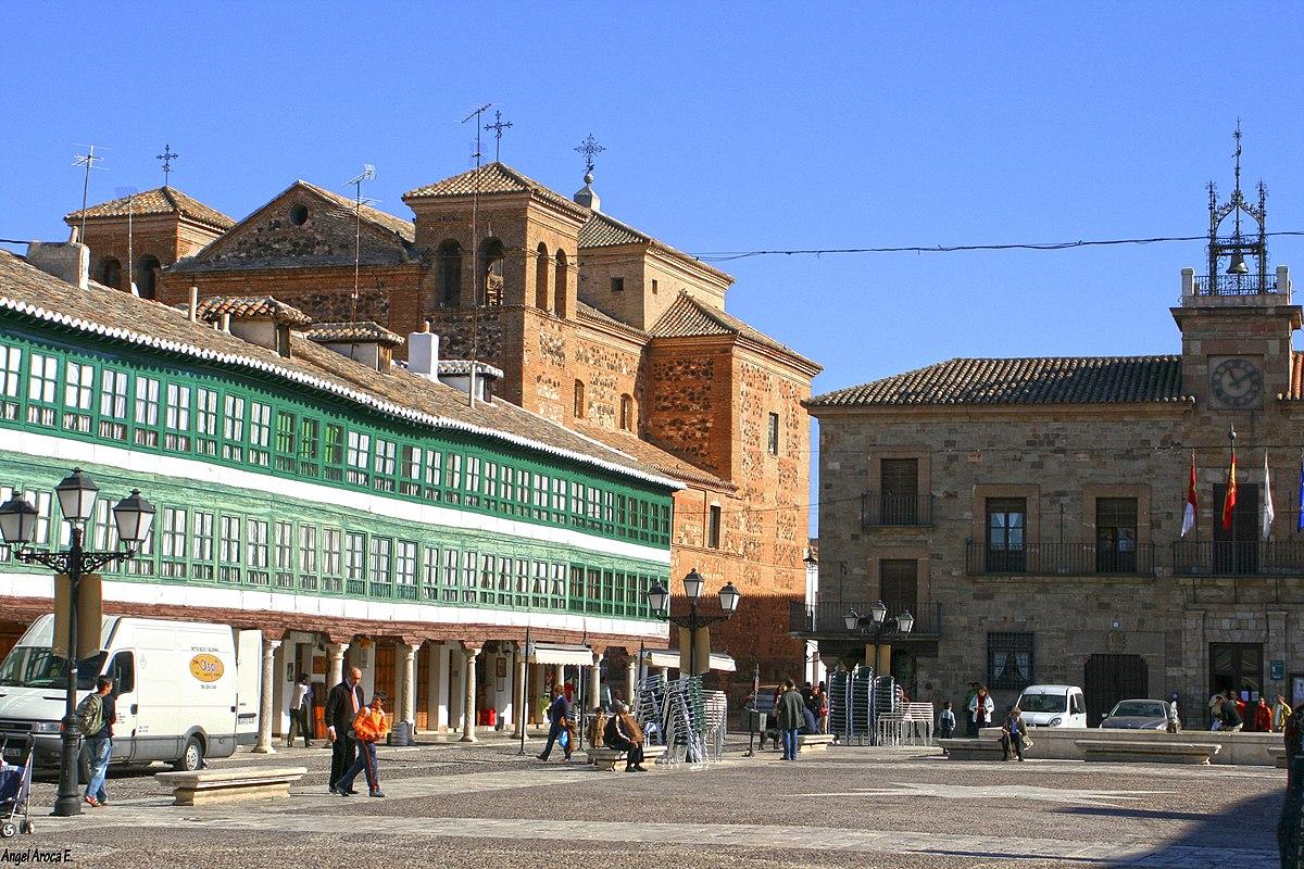 Almagro (Ciudad Real) 2009.jpg