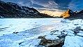 Alps of Switzerland Winter Landscape (25119275656).jpg