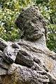 Alsóbogát, Nepomuki Szent János-szobor 2020 03.jpg