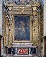 Altare Antonio da Padova Antonio Abate Nicola Tolentino Basilica di Santa Maria delle Grazie Brescia.jpg
