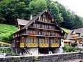 Am Vierwaldsättersee Station Treib canton d'URI - panoramio.jpg