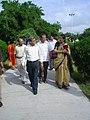 Ambika Soni Visiting Science City - Kolkata 2006-07-04 04791.JPG