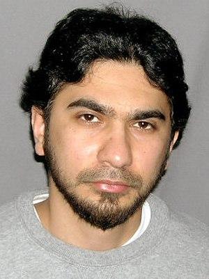 Faisal Shahzad - Mugshot of Faisal Shahzad in 2009