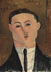 Portrait de Paul Guillaume